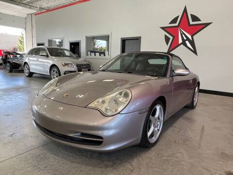 2003 Porsche 911 for sale at CarNova - Shelby Township in Shelby Township MI