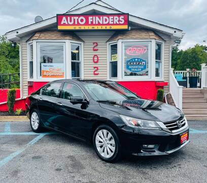 2014 Honda Accord for sale at Auto Finders Unlimited LLC in Vineland NJ