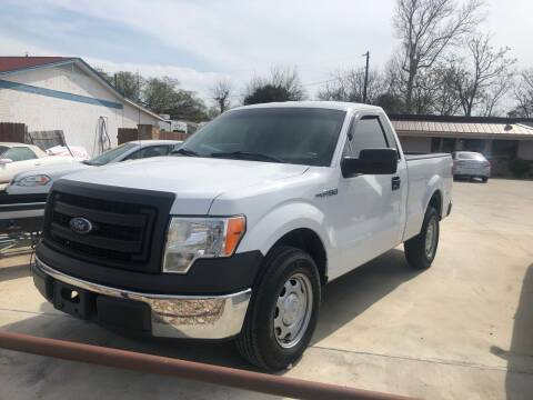 2013 Ford F-150 for sale at Texas Auto Broker in Killeen TX