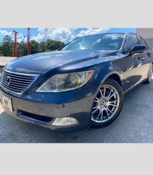 2007 Lexus LS 460 for sale at Autoxport in Newport News VA