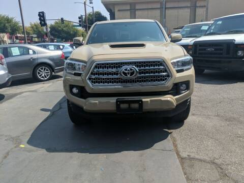 2017 Toyota Tacoma for sale at Auto City in Redwood City CA
