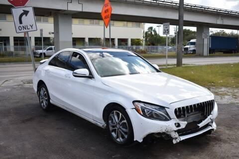 2017 Mercedes-Benz C-Class for sale at STS Automotive - Miami, FL in Miami FL
