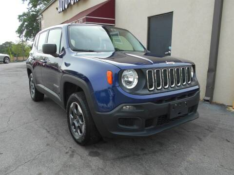 2016 Jeep Renegade for sale at AutoStar Norcross in Norcross GA