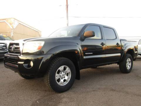 2005 Toyota Tacoma for sale at More Info Skyline Auto Sales in Phoenix AZ