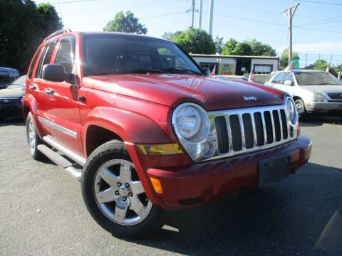 2006 Jeep Liberty for sale at Unlimited Auto Sales Inc. in Mount Sinai NY