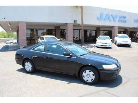 2001 Honda Accord for sale at Jay Auto Sales in Tucson AZ