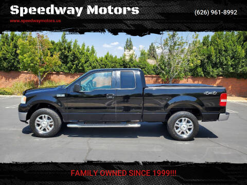 2006 Ford F-150 for sale at Speedway Motors in Glendora CA