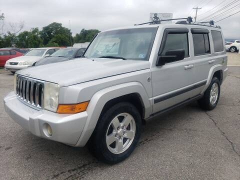 2007 Jeep Commander for sale at Salem Auto Sales in Salem VA