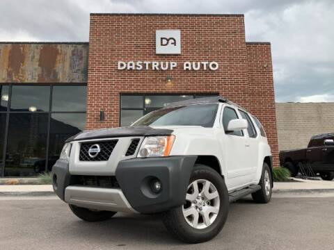 2012 Nissan Xterra for sale at Dastrup Auto in Lindon UT