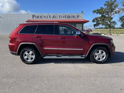 2012 Jeep Grand Cherokee for sale at PHOENIX AUTO GROUP in Belton TX