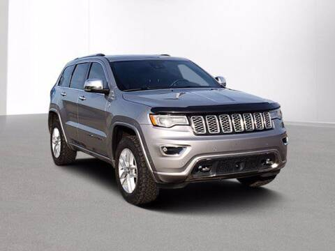 2017 Jeep Grand Cherokee for sale at Jimmys Car Deals in Livonia MI