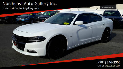 2016 Dodge Charger for sale at Northeast Auto Gallery Inc. in Wakefield Ma MA