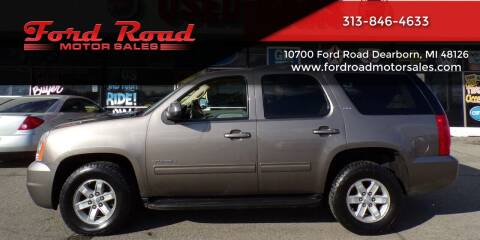 2013 GMC Yukon for sale at Ford Road Motor Sales in Dearborn MI