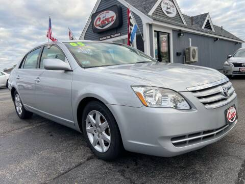 2005 Toyota Avalon for sale at Cape Cod Carz in Hyannis MA