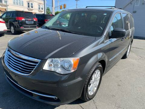2012 Chrysler Town and Country for sale at Better Auto in South Darthmouth MA