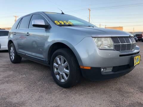 2007 Lincoln MKX for sale at El Tucanazo Auto Sales in Grand Island NE