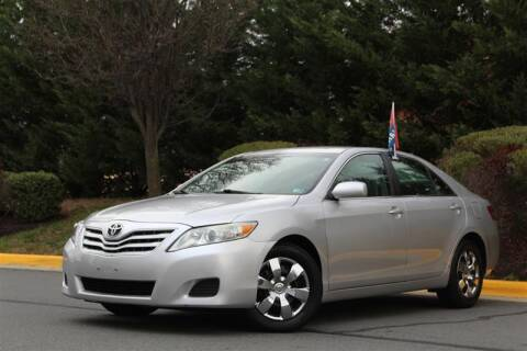 2010 Toyota Camry for sale at Quality Auto in Manassas VA