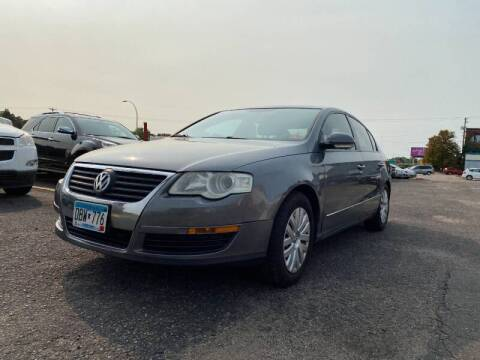 2006 Volkswagen Passat for sale at Auto Tech Car Sales and Leasing in Saint Paul MN