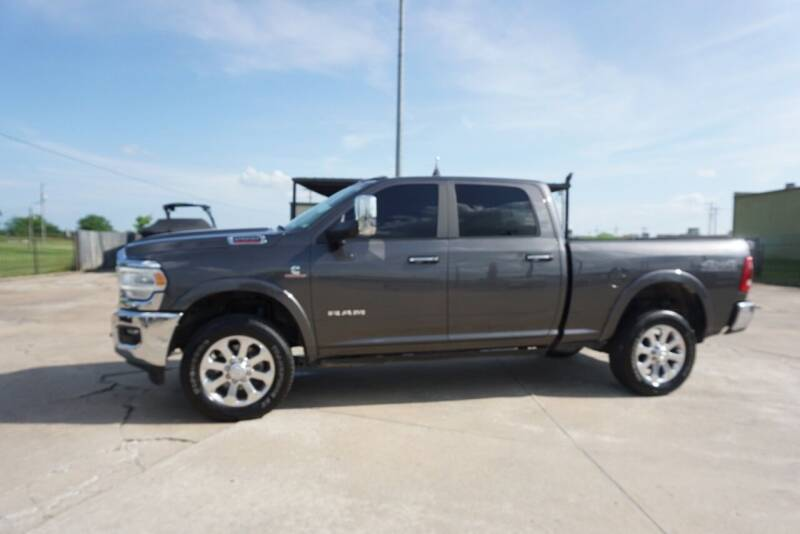 2019 RAM Ram Pickup 2500 for sale at Ratts Auto Sales in Collinsville OK