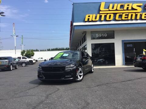 2015 Dodge Charger for sale at Lucas Auto Center in South Gate CA