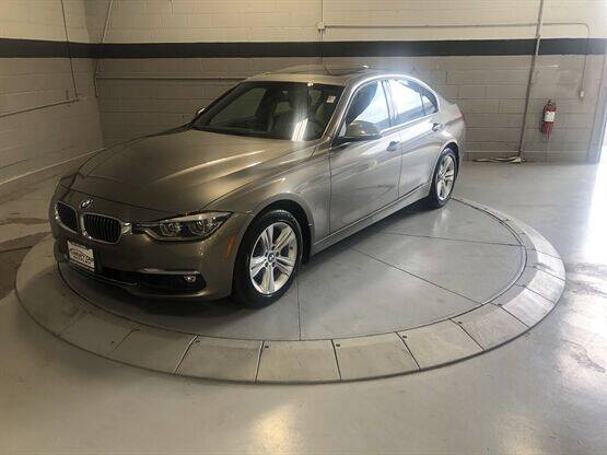 2016 BMW 3 Series for sale at Luxury Car Outlet in West Chicago IL