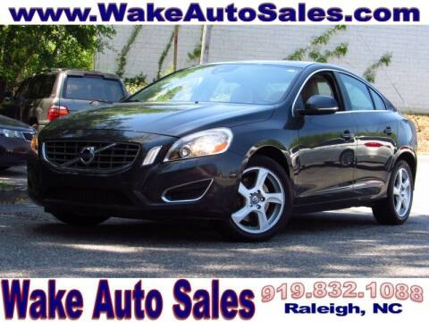2012 Volvo S60 for sale at Wake Auto Sales Inc in Raleigh NC