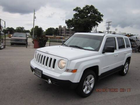 2015 Jeep Patriot for sale at Bitner Motors in Pittsburg KS