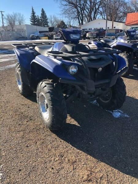 2017 Yamaha 700 KODIAC 700 EPS for sale at Honda West in Dickinson ND