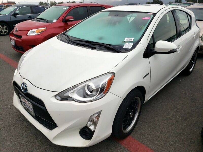 2015 Toyota Prius c for sale at SoCal Auto Auction in Ontario CA
