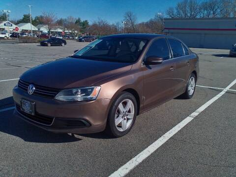 2014 Volkswagen Jetta for sale at B&B Auto LLC in Union NJ