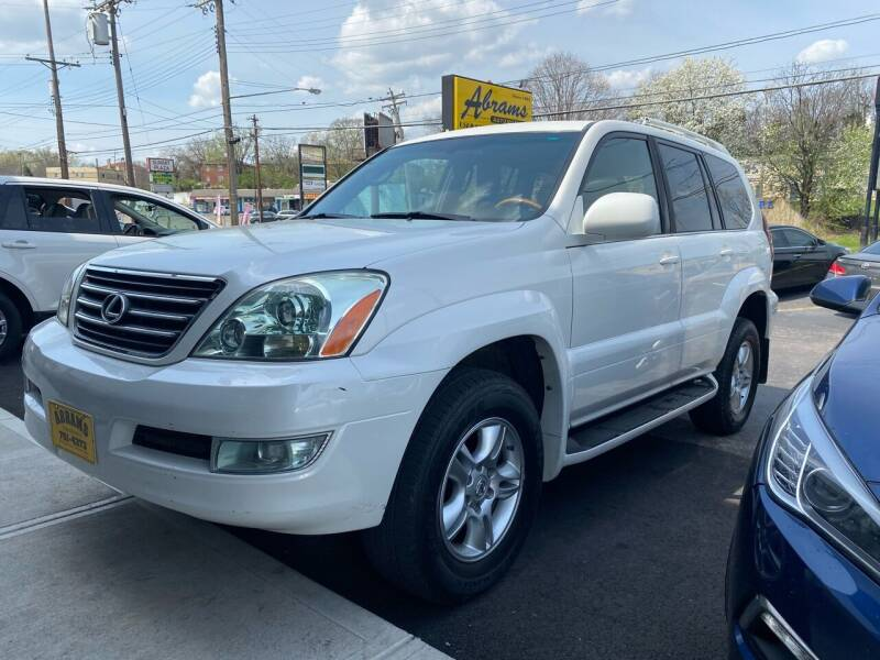 2006 Lexus GX 470 for sale at Abrams Automotive Inc in Cincinnati OH