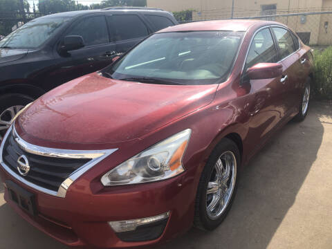 2015 Nissan Altima for sale at Auto Access in Irving TX