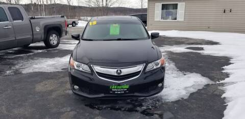 2013 Acura ILX for sale at L & R Motors in Greene ME
