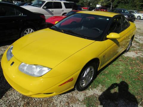 2001 Saturn S-Series for sale at Dallas Auto Mart in Dallas GA
