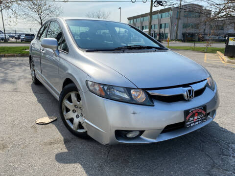 2010 Honda Civic for sale at JerseyMotorsInc.com in Teterboro NJ