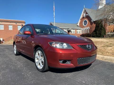 2008 Mazda MAZDA3 for sale at Automax of Eden in Eden NC