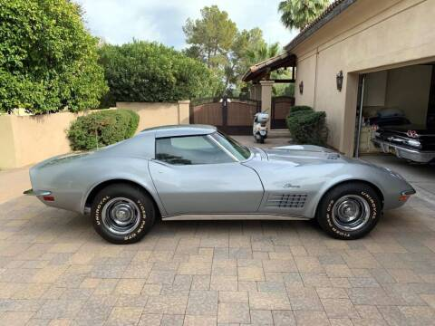 1971 Chevrolet Corvette for sale at AZ Classic Rides in Scottsdale AZ