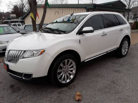 2012 Lincoln MKX for sale at BBC Motors INC in Fenton MO