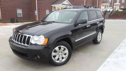 2010 Jeep Grand Cherokee for sale at Don Roberts Auto Sales in Lawrenceville GA