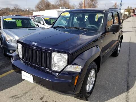 2011 Jeep Liberty for sale at Howe's Auto Sales in Lowell MA