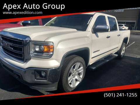 2014 GMC Sierra 1500 for sale at Apex Auto Group in Cabot AR