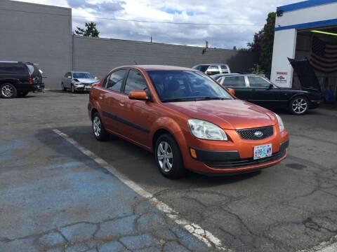 2009 Kia Rio for sale at Longoria Motors in Portland OR