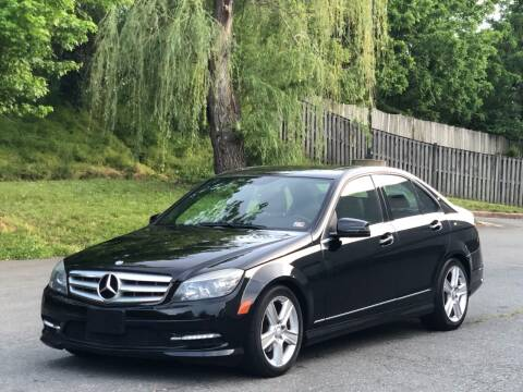 2011 Mercedes-Benz C-Class for sale at Diamond Automobile Exchange in Woodbridge VA