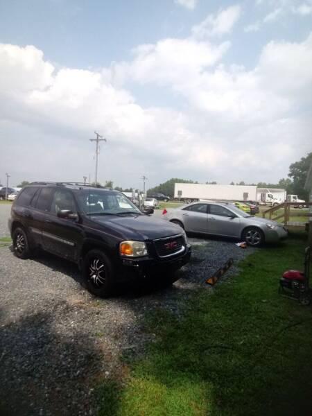2004 GMC Envoy for sale in Laurel, DE