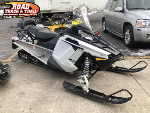 2014 Polaris 550 Indy® LXT White for sale at Road Track and Trail in Big Bend WI
