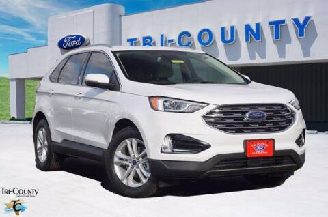 2020 Ford Edge for sale at TRI-COUNTY FORD in Mabank TX