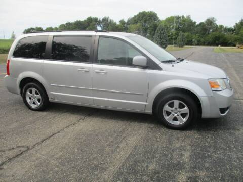 2010 Dodge Grand Caravan for sale at Crossroads Used Cars Inc. in Tremont IL