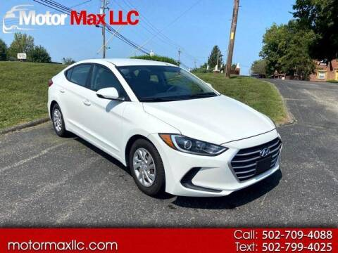 2017 Hyundai Elantra for sale at Motor Max Llc in Louisville KY