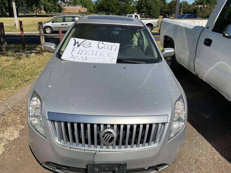2011 Mercury Milan Hybrid for sale at Continental Auto Sales in White Bear Lake MN