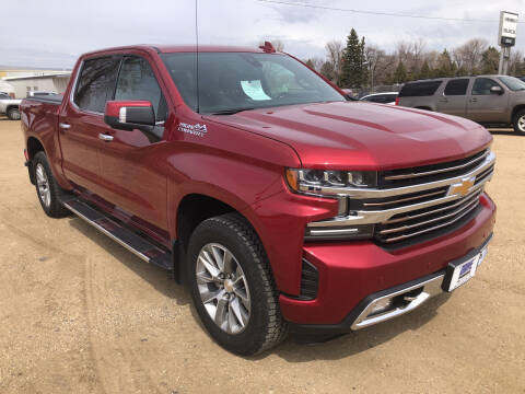 2019 Chevrolet Silverado 1500 for sale at Drive Chevrolet Buick Rugby in Rugby ND